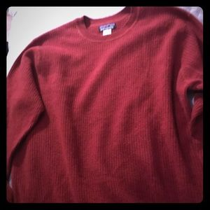 Patagonia 100% Cashmere Sweater
